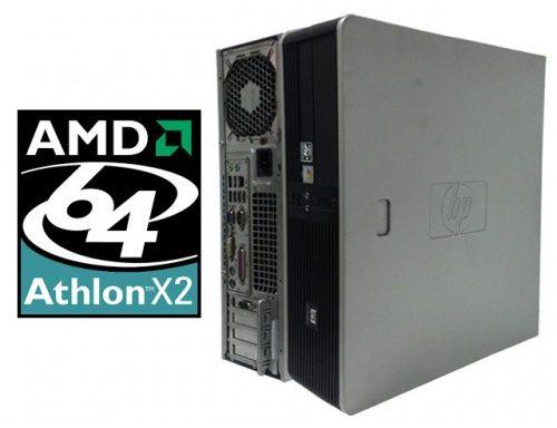 HP 5750 X2 ÇİFT ÇEKİRDEK BİLGİSAYAR